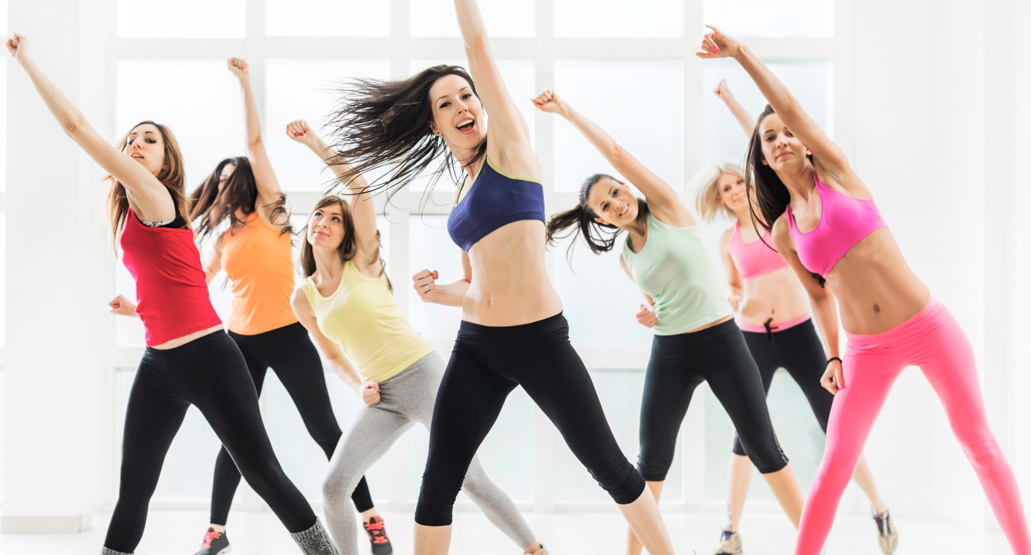 Zumba Fitness E4P Bắc Ninh cho người lớn